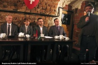 Bezpieczny Kraków. (w ramach cyklu Debata Krakowska)